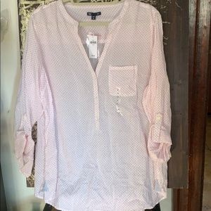 Gap sheer tunic
